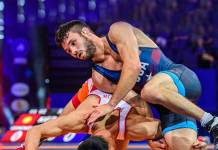 Red Cards to be introduced in Wrestling