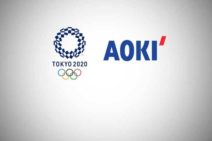 Tokyo 2020 Olympic and Paralympic Games,Tokyo 2020 sponsors,tokyo 2020 games,AOKI Holdings Tokyo 2020,Tokyo 2020 Olympic Games