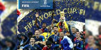 FIFA World Cup champions France,FIFA World Cup 2018 Russia, FIFA World Cup 2018 Report,2018 FIFA Report,FIFA World Cup