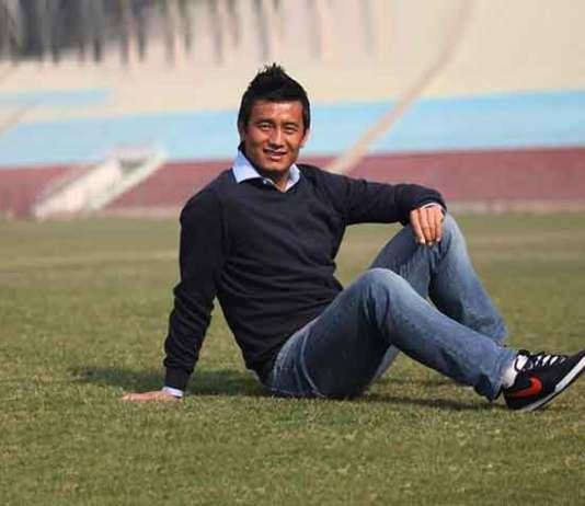 Baichung Bhutia Biopic,Baichung Bhutia India Football,biopic on Baichung Bhutia,India football captain Bhaichung Bhutia,sports legends In India