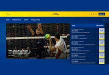 Volleyball OTT Platform,Sportradar OTT streaming service,European Volleyball OTT platform,European Volleyball Confederation,Sportradar over-the-top streaming service