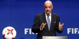 rival European Super League,FIFA president Gianni Infantino,European Super League FIFA,leaked FIFA documents