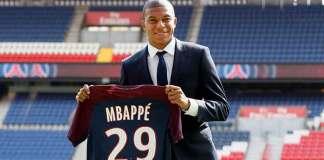 Kylian Mbappe,Paris Saint Germain Mbappe,Mbappe earnings,world's highest paid professional,world's highest paid football player