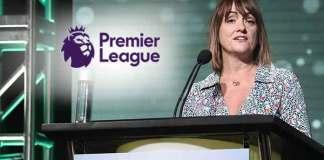 Premier League CEO,Premier League Susanna Dinnage,Susanna Dinnage Discovery,CEO Premier League,Susanna Dinnage CEO Premier League