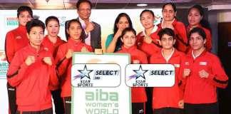 AIBA World Boxing Championship,Watch Live AIBA Women's World Boxing Star Sports,Watch Live AIBA Championship on Star Sports,2018 AIBA Women's World Boxing Championship,Boxing Federation of India