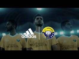 adidas sponsorship Real Kashmir Football Club,Real Kashmir Football Club sponsorship,adidas Real Kashmir Football Club,Real Kashmir Football Club I-league,#TheRealKashmir campaign