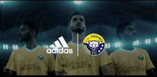 adidas sponsorship Real Kashmir Football Club,Real Kashmir Football Club sponsorship,adidas Real Kashmir Football Club,Real Kashmir Football Club I-league,#TheRealKashmir campaign