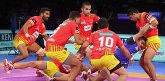 Gujarat Fortunegiants vs Dabang Delhi,Pro Kabaddi League,PKL Season 6,PKL 2018 Dabang Delhi,Vivo Pro Kabaddi League Season VI