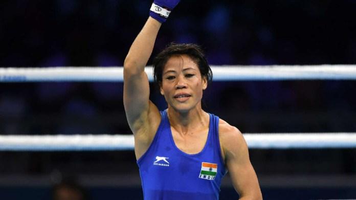 Indian boxer M C Mary Kom,M C Mary Kom,M C Mary Kom training,Tokyo 2020 Olympics,Sports Authority of India