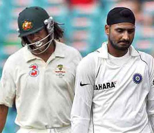 monkeygate,Andrew Symonds,Harbhajan Singh Andrew Symonds,India tour of Australia,Ind VS Aus Series