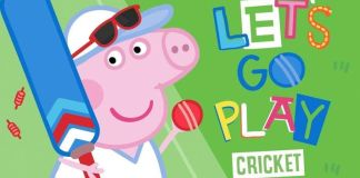 Peppa Pig,ICC World Cup 2019,ICC World Cup 2019 Campaign,Street Child Cricket World Cup 2019,Sports Business News