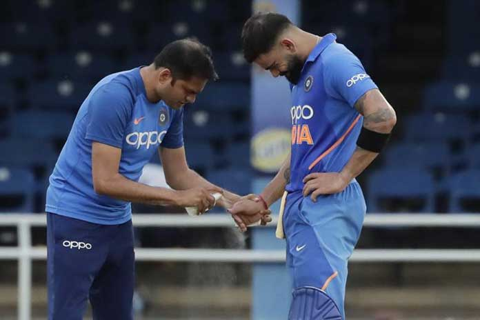 Virat Kohli,Virat Kohli injury,Virat Kohli thumb injury,India vs West Indies Series 2019,India vs West Indies Test Series 2019