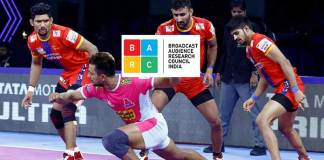 BARC India,BARC Ratings,Star Sports,PKL ratings,PKL BARC Ratings