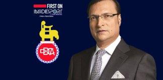 Rajat Sharma,DDCA,DDCA President,Rajat Sharma resignation,Sports Business News India