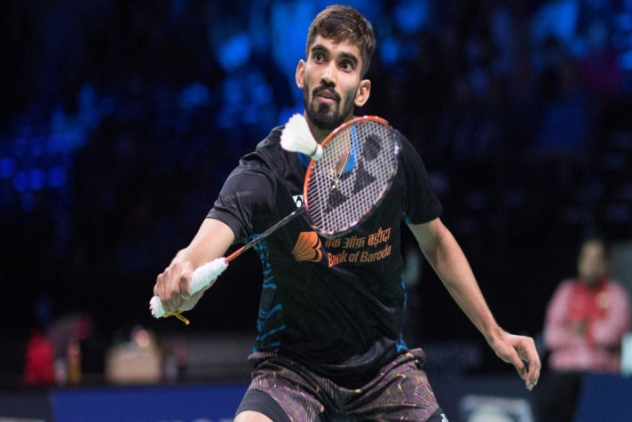 Photo of Badminton : BAI recommends Srikanth name for Khel Ratna after his apology, Prannoy penalized
