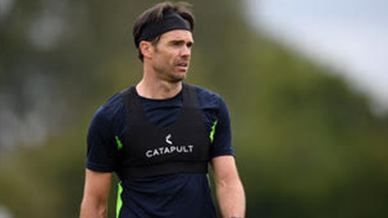 """Photo of England vs West Indies: Jimmy Anderson praises West Indies for """"scary"""" decision"""