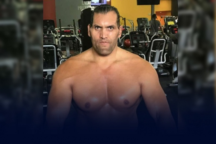 Photo of WWE News: The Great Khali undergoes massive body transformation; See pic