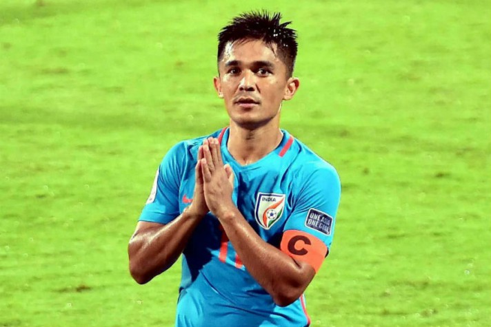 Photo of Football: Chhetri hopes youngsters would push India to Asia's top 10 in future