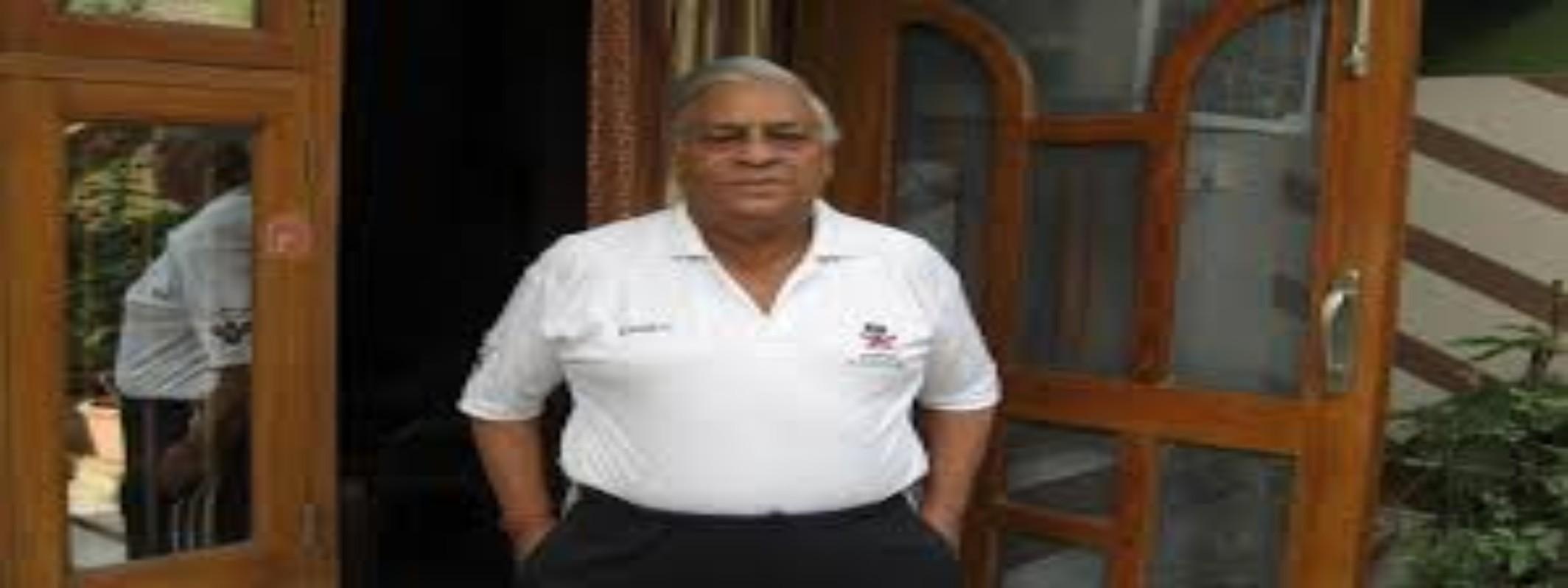 Photo of Cricket: Legendary first-class spinner Rajinder Goel dies