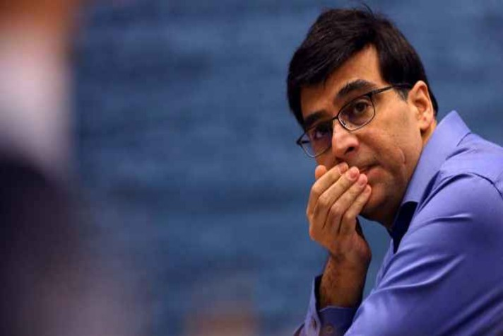 Photo of Chess: Anand returns home after over three months, family relieved and happy