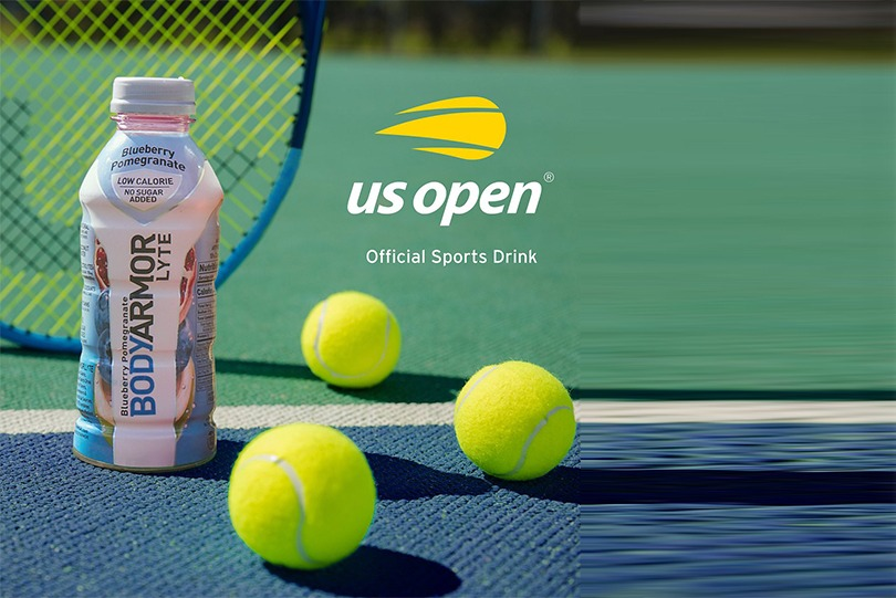 US Open Tennis : BODYARMOR Sports drink partners with US Open Tennis  Championships | InsideSport