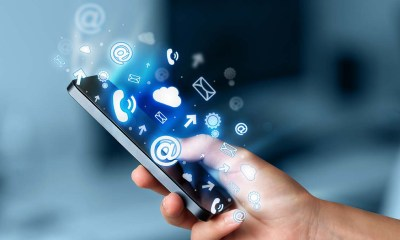 A different approach to mobile data services