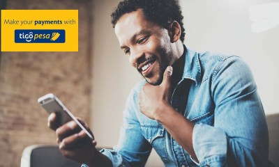 Four East African countries connecting all Tigo Pesa customers