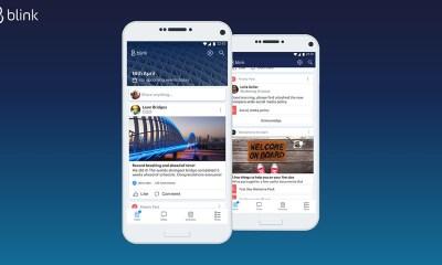 Blink employee app for frontline workers