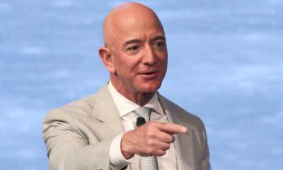 House panel wants Bezos to testify in antitrust probe