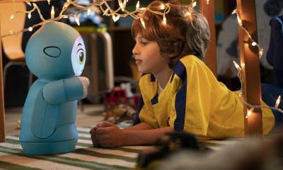 State-of-the-art robot to promote fun learning for kids