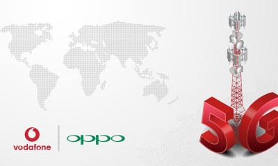 Oppo and Vodafone announce new partnership to accelerate 5G adoption