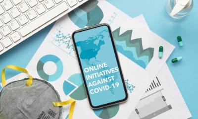 Online Initiatives against COVID19