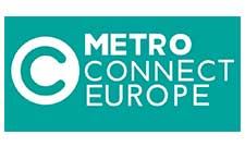 Metro Connect Europe logo