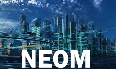 NEOM A $500 Billion smart-city to be built in Saudi Arabia