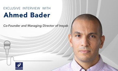 Ahmed Bader, Insyab Co-Founder and Managing Director
