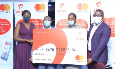 Airtel Uganda and Mastercard