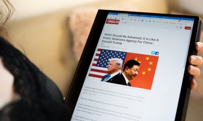 Trump widens US ban on Chinese apps as his term nears end