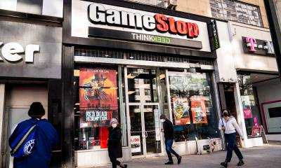 GameStop's stupefying stock rise doesn't hide its reality