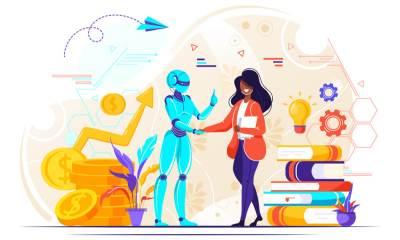 Personal finance robots