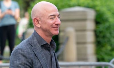 Bezos plans to spend $10 billion by 2030 on climate change