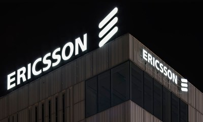 Ericsson awarded best 5G core technology vendor