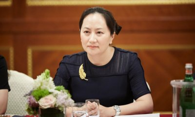 Huawei exec's rights