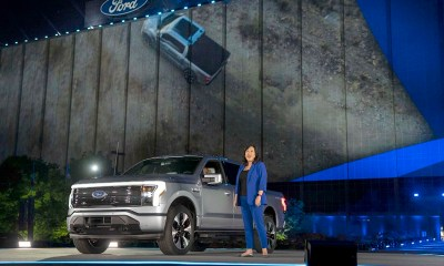 Ford Electric vehicles to be 40% of global sales by 2030