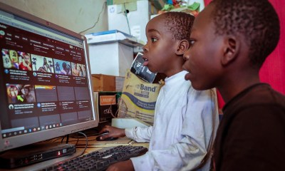 Africa internet riches plundered, contested by China broker
