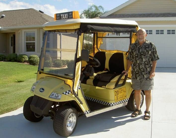 Some of the Coolest Golf Carts in The Villages Back Buddy For Golf Carts on golf buddy customer service, golf buddy accessories, golf baby cart, golf buddy support,