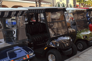 The Villages Golf Carts