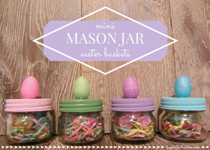 Mini Mason Jar Easter Baskets1