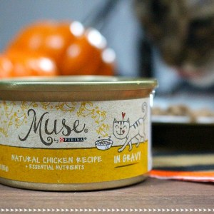 Purina Muse® Natural Cat Food
