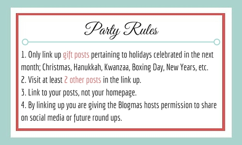 Party Rules-gifts