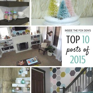 An Open Letter to 2015 & Top 10 Posts